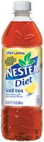 Nestea® Diet Lemon Iced Tea 23 fl. oz. Bottle