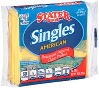 Stater Bros.® American Cheese Singles