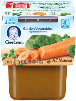 Gerber® 2nd Foods Garden Vegetable