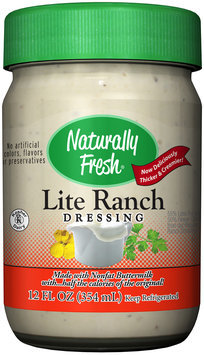 Naturally Fresh® Lite Ranch Dressing 12 fl. oz.