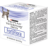 Purina Veterinary Diets Fortiflora Feline Nutritional Supplement 30 ct Box
