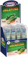 Kraft Jalapeno String Cheese 24-1 oz. Snacks