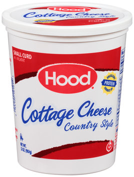 Hood® Country Style Small Curd Cottage Cheese 32 oz. Tub