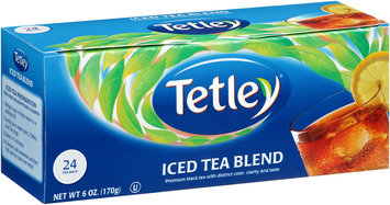Tetley® Ice Tea Blend Round Tea Bags 24 ct Box