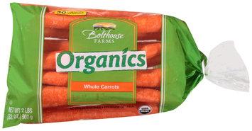 Bolthouse Farms® Organics Whole Carrots 32 oz. Bag