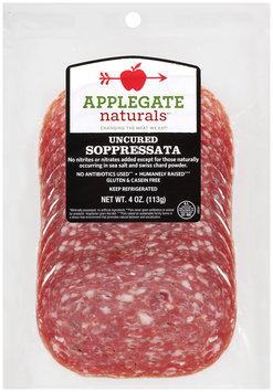 Applegate Naturals® Uncured Soppressata 4 oz. Peg