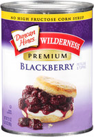 Duncan Hines® Wilderness® Premium Blackberry Pie Filling & Topping 21 oz. Can