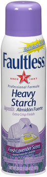 Faultless® Fresh Lavender Scent Heavy Starch 20 oz. Aerosol Can