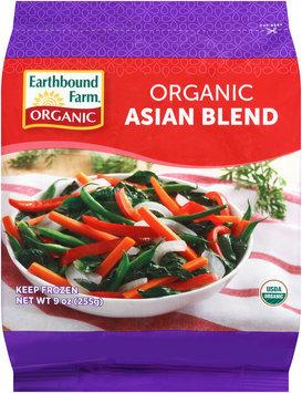 Earthbound Farm® Organic Asian Blend Mixed Vegetables 9 oz. Bag