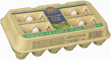 Crystal Farms Large Grade AA Eggs 18 Ct Carton
