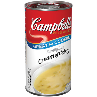 Campbell's Cream of Celery Soup Condensed 22.4 oz.