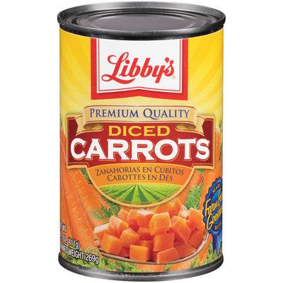 Libby's® Diced Carrots 14.5 oz. Can