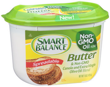 Smart Balance® Spreadable Butter 15 oz. Tub