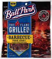 Ball Park® The Flame Grilled Barbecue Pork Jerky 2.85 oz. Pack