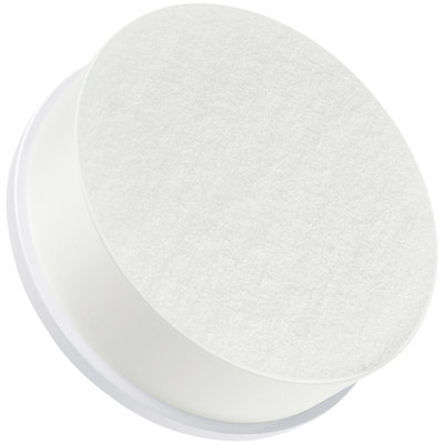 Silk-epil Braun Beauty Sponge - Facial cleansing routine for massaging cream into the skin - Braun Face 80-b - Pack of 2 replacement sponges