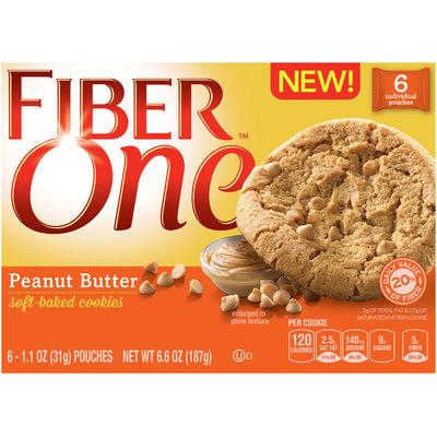 Fiber One Peanut Butter Soft-Baked Cookies