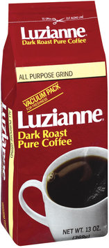 Luzianne Dark Roast Pure Ground Coffee
