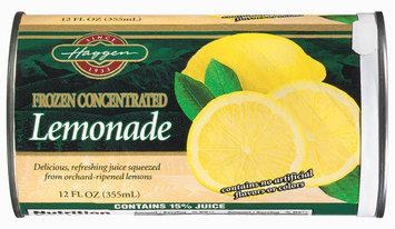 Haggen  Lemonade 12 Oz Can