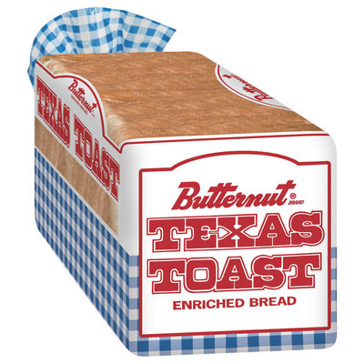 Butternut Texas Toast Bread 24 Oz Bag
