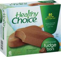 Healthy Choice Premium 2.5 Oz Fudge Bars 6 Ct Box