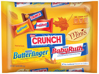 Nestlé Assorted Harvest Minis, 13.8 oz. Bag