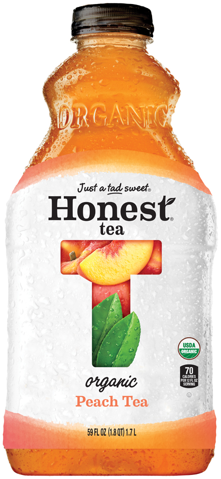Honest® Tea Peach Tea