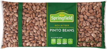 Springfield® Pinto Beans 16 oz. Package