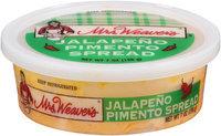 Mrs. Weaver's® Jalapeno Pimento Spread 7 oz. Tub