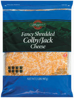 Haggen Fancy Shredded Colby/Jack Cheese