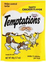 Whiskas® Temptations® Tasty Chicken Flavor Treats for Cats 1.7 oz