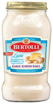 Bertolli® Light Garlic Alfredo Sauce 15 oz. Jar