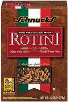 Schnucks Rotini Pasta 13.25 Oz Box
