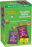 Annie's® Chocolate Chip/Oatmeal Cookie Bites Variety Pack