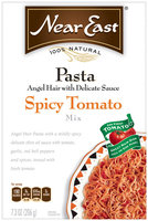Near East Spicy Tomato Angel Hair Pasta Mix 7.3 Oz Box