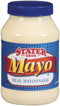 Stater Bros.® Real Mayonnaise 32 fl oz