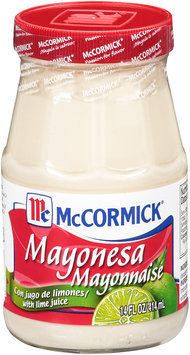 McCormick® Mayonesa Mayonnaise with Lime Juice