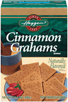 Haggen® Cinnamon Grahams 14.4 oz. Box