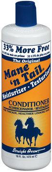 Mane 'n Tail Moisturizer Texturizer Trilingual Conditioner 16 Fl Oz Plastic Bottle
