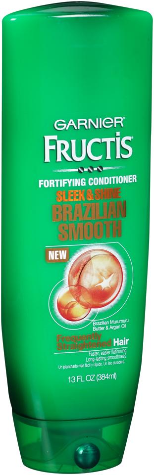 Garnier® Fructis® Sleek & Shine Brazilian Smooth Conditioner 13 fl. oz. Bottle