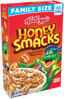 Kellogg's® Honey Smacks® Cereal 23 oz. Box