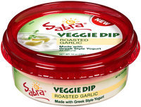Sabra® Roasted Garlic Veggie Dip 10 oz. Tub