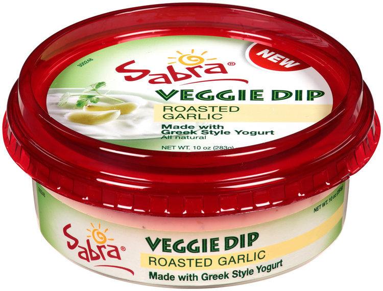 Sabra® Roasted Garlic Veggie Dip