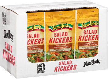 New York® Southwest Corn & Cashew Salad Kickers™ 3.25 oz. Bag