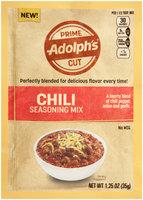 Adaolph's® Prime Cut Chili Seasoning Mix 1.25 ox. Packet