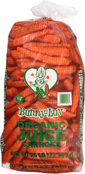 Grimmway Farms Cal-Organic™ Juice Carrots 25 lb. Bag