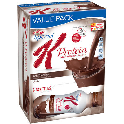 Special K® Kellogg's Protein™ Rich Chocolate Protein Shake
