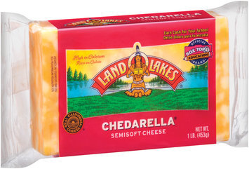 Land O'Lakes Chedarella Semisoft Cheese