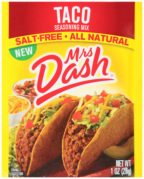 Mrs. Dash® Taco Seasoning Mix 1 oz. Packet