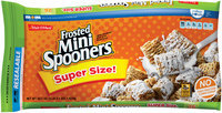 Malt-O-Meal® Frosted Mini Spooners® Cereal 50.1 oz. ZIP-PAK