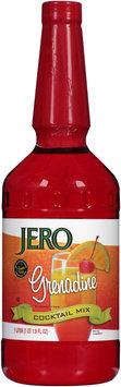 Jero® Grenadine Cocktail Mix 33.8 fl. oz. Bottle
